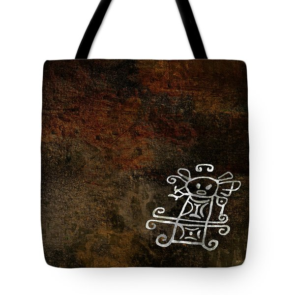 Petroglyph 2 Tote Bag
