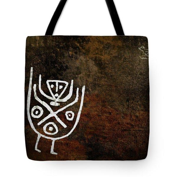 Petroglyph 4 Tote Bag