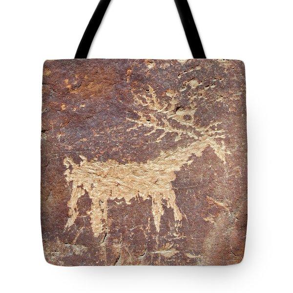 Petroglyph - Fremont Indian Tote Bag