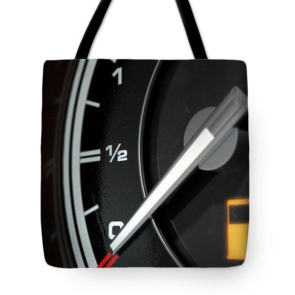 Petrol Gage Empty Tote Bag