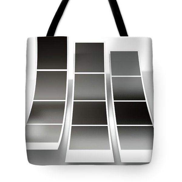 Photobooth Instant Photographs Tote Bag