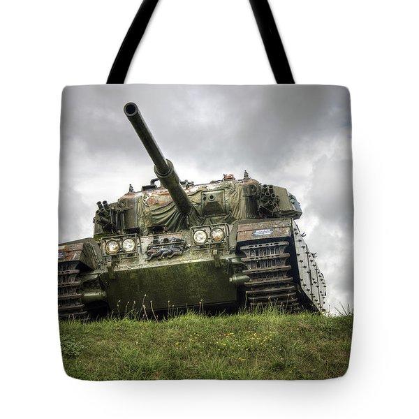 Tank Tote Bag