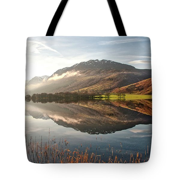 Scotland Nature Tote Bag
