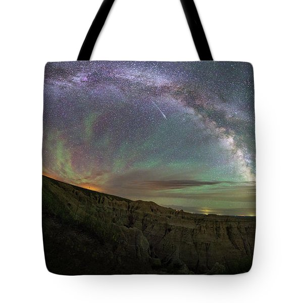 Tote Bag featuring the photograph Pinnacles  by Aaron J Groen