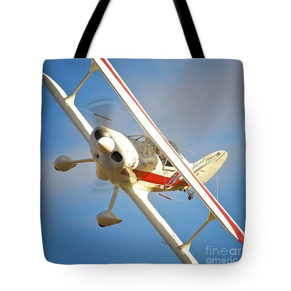 Pitts Special Race 19 Milk Run Tote Bag