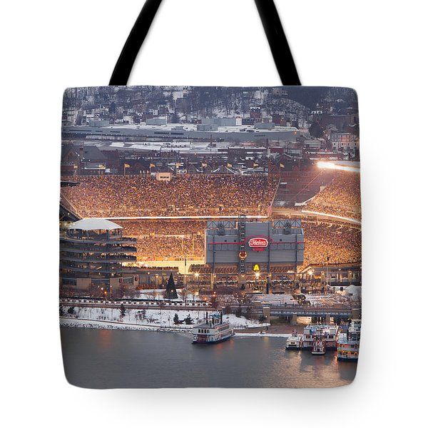 The House Of Steel  Tote Bag