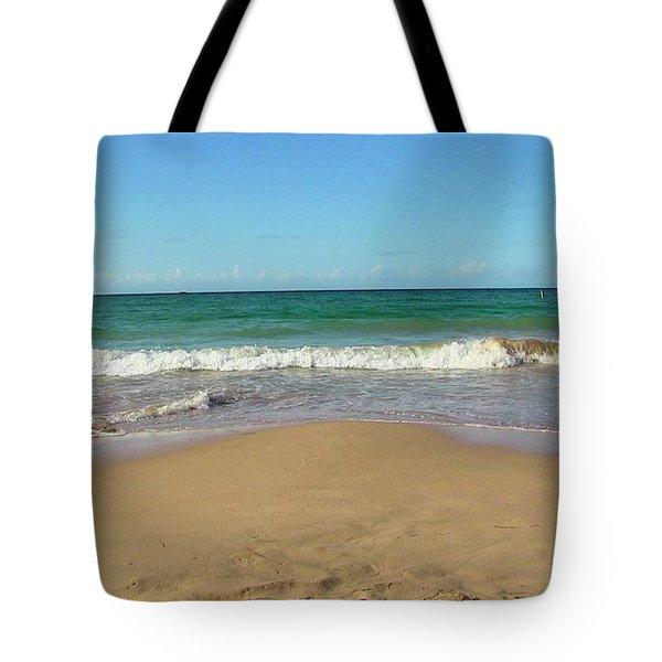 Playa El Ultimo Trolly Tote Bag