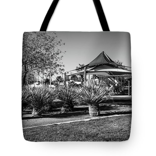 Playful Abandon Tote Bag