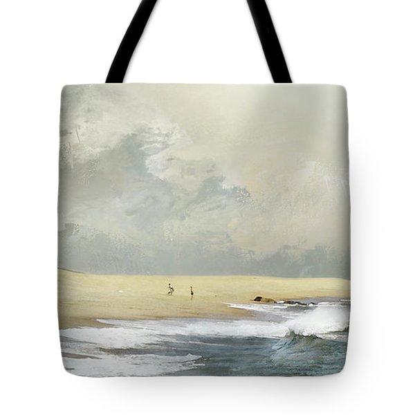 Plum Island Sky Tote Bag