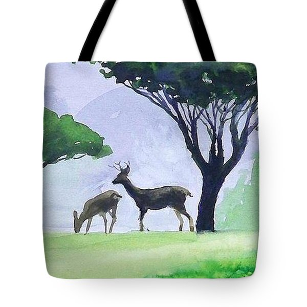 Point Lobos Tote Bag by Ed Heaton