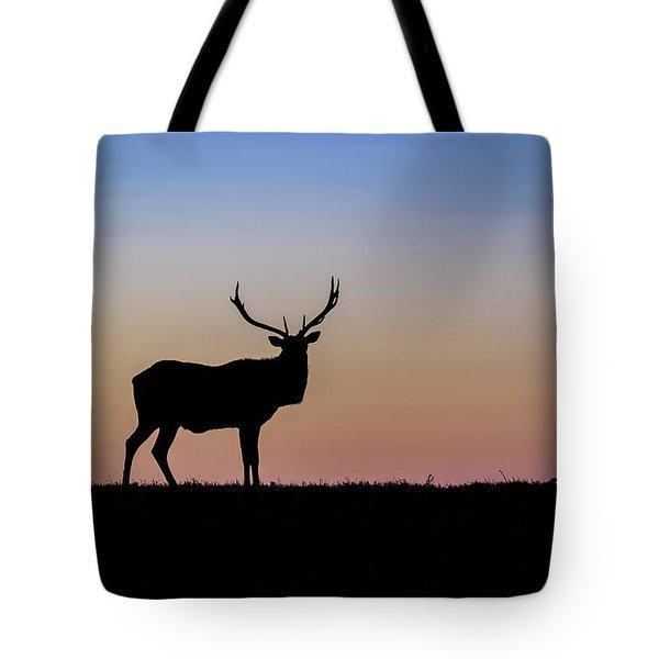 Point Reyes Elk Tote Bag