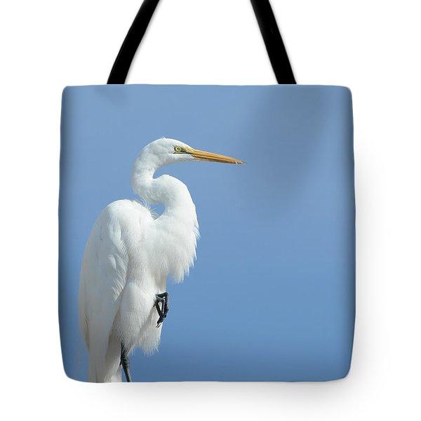 Poised Tote Bag