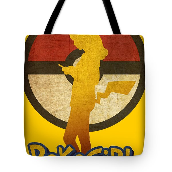 Pokegirl 3 Tote Bag