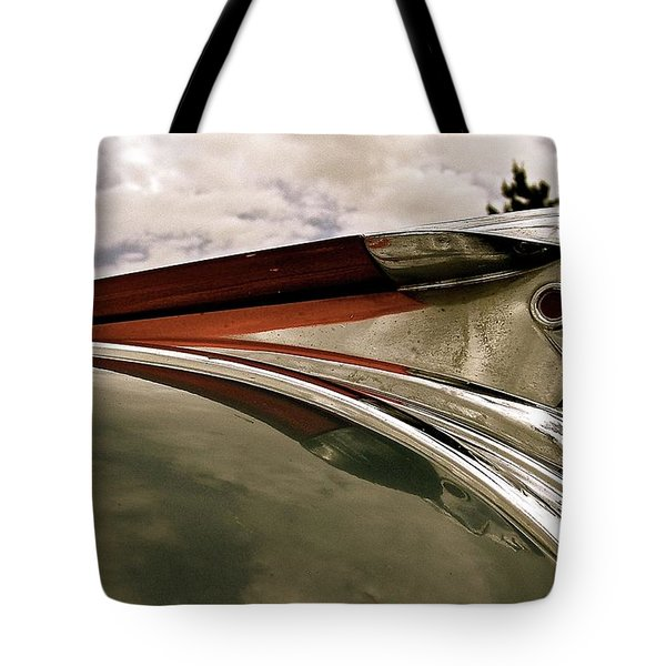 Pontiac Ornament  Tote Bag