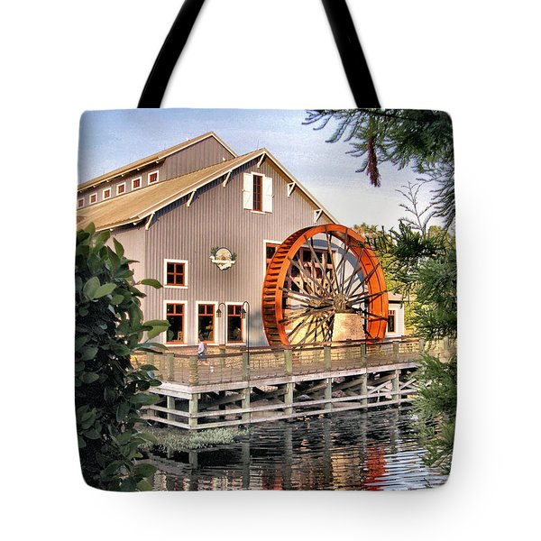 Port Orleans Riverside Iv Tote Bag
