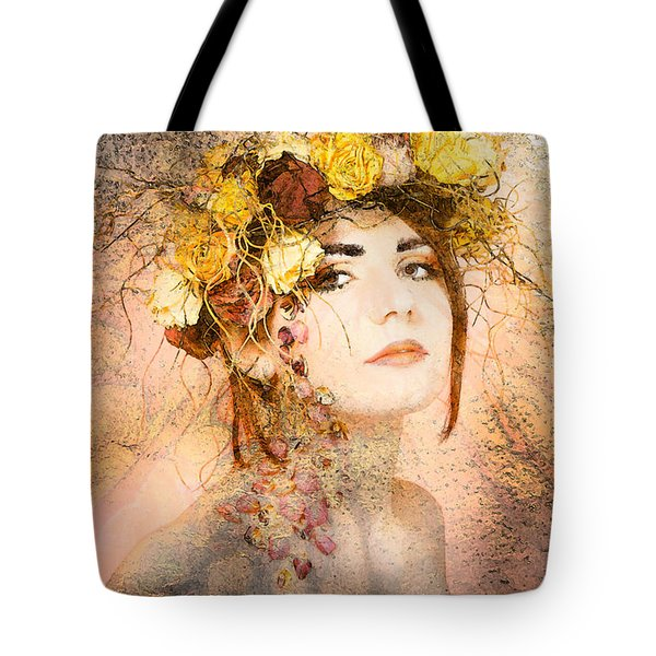 Portrait 35 Tote Bag