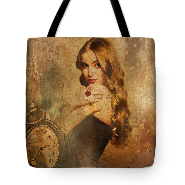 Portrait 37 Tote Bag