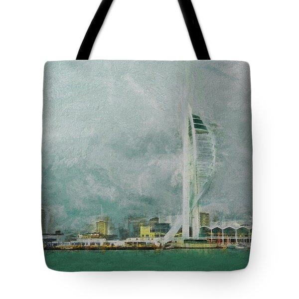 Portsmouth Tote Bag