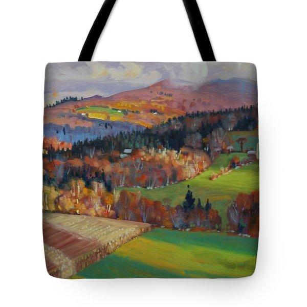Pownel Vermont Tote Bag
