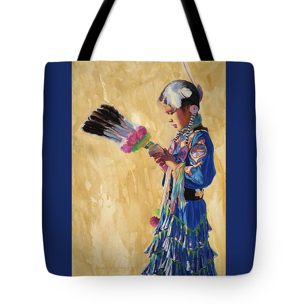 Prayer Walk Tote Bag