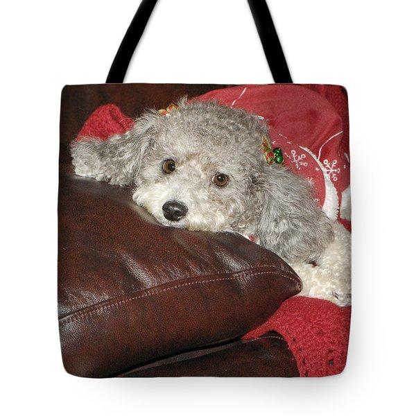 Precious Christmas Tote Bag