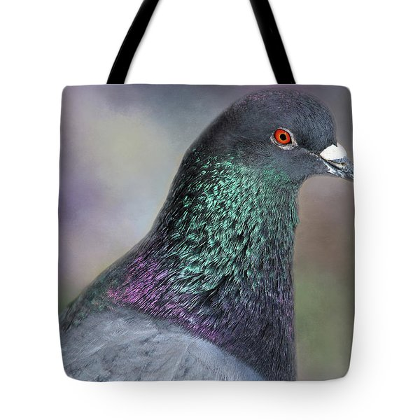 Tote Bag featuring the photograph Pretty Boy by Donna Kennedy