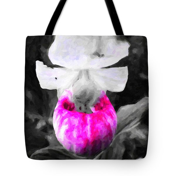 Pretty In Pink Tote Bag by Andre Faubert