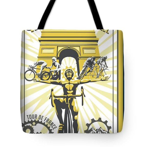 Print Tote Bag by Sassan Filsoof