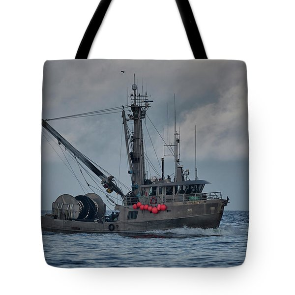Tote Bag featuring the photograph Prosperity by Randy Hall
