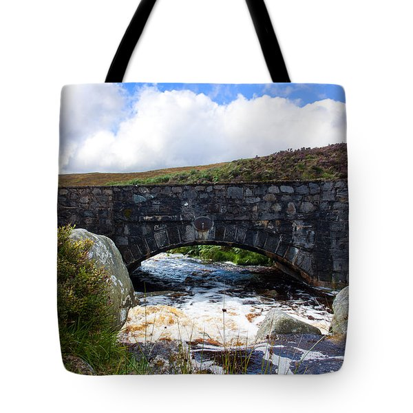 Ps I Love You Bridge In Ireland Tote Bag
