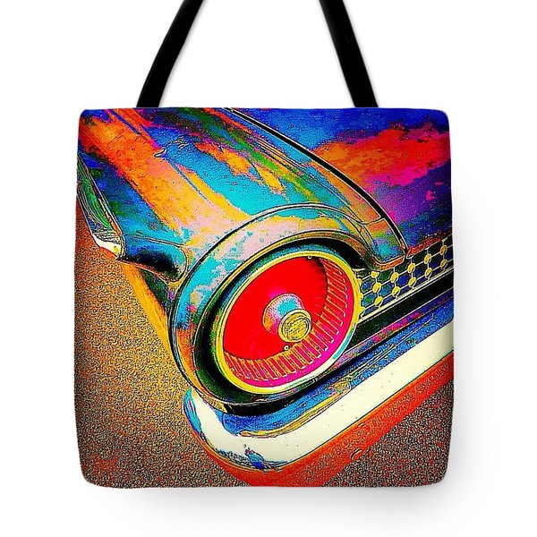 #psychedelic Sunday. There Is Just Tote Bag