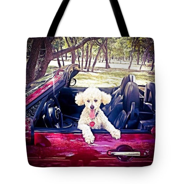 Pucci Hold On To Your Ears!!! #mx5 Tote Bag