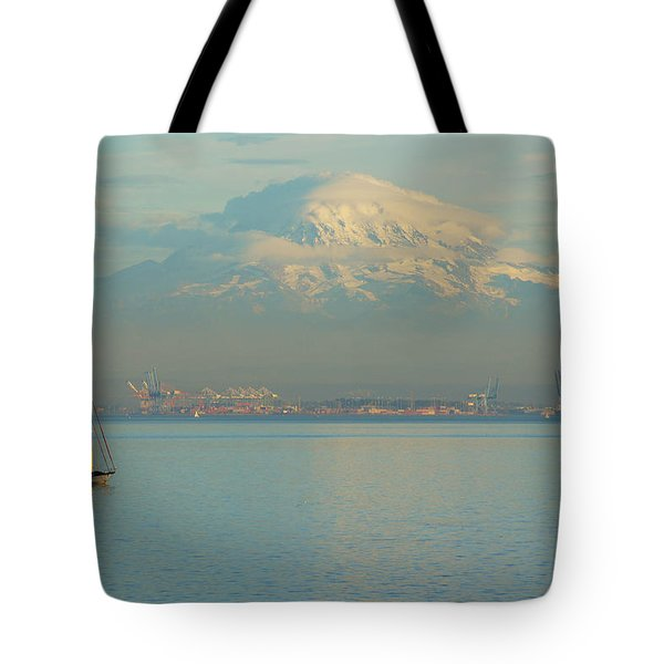 Puget Sound Tote Bag