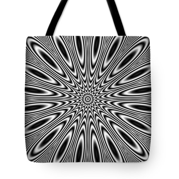 Pulsar Tote Bag by Michal Boubin