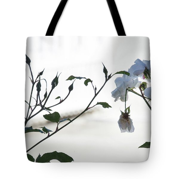 Tote Bag featuring the photograph Pure by Jocelyn Friis