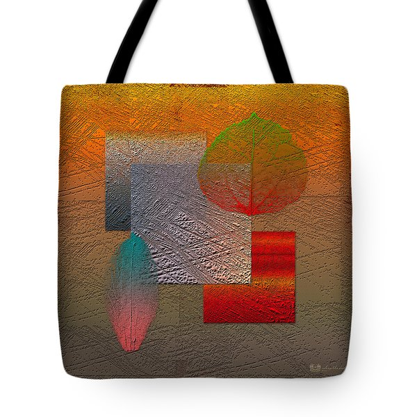 Quiet Sunset At The End Of Northern Summer  Tote Bag