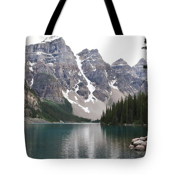 Quiet Waters Tote Bag
