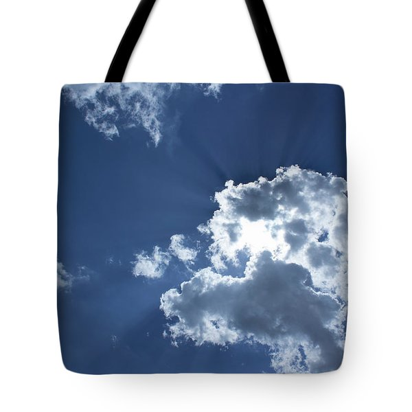 Tote Bag featuring the photograph Radiance by Megan Dirsa-DuBois