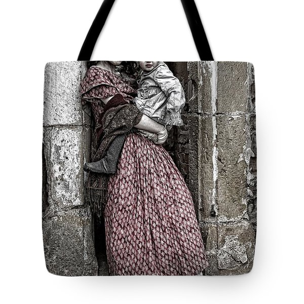 Ragged Victorians Tote Bag