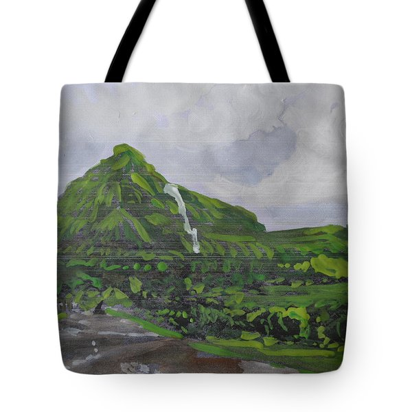 Visapur Fort Tote Bag