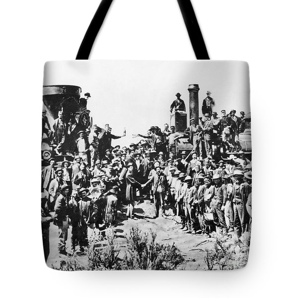 Railroading Tote Bag by Granger