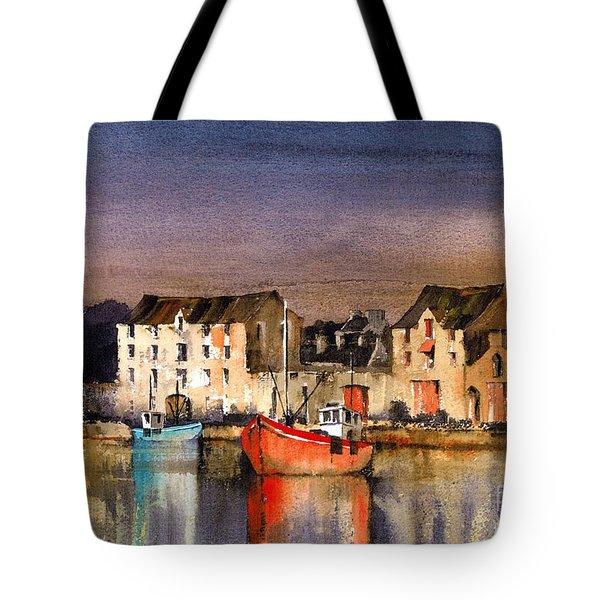 Ramelton Dusk, Donegal. Tote Bag