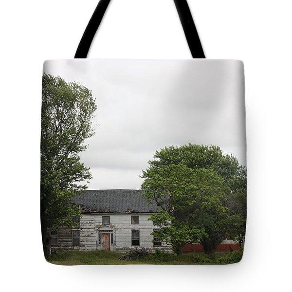 Randolph County Tote Bag