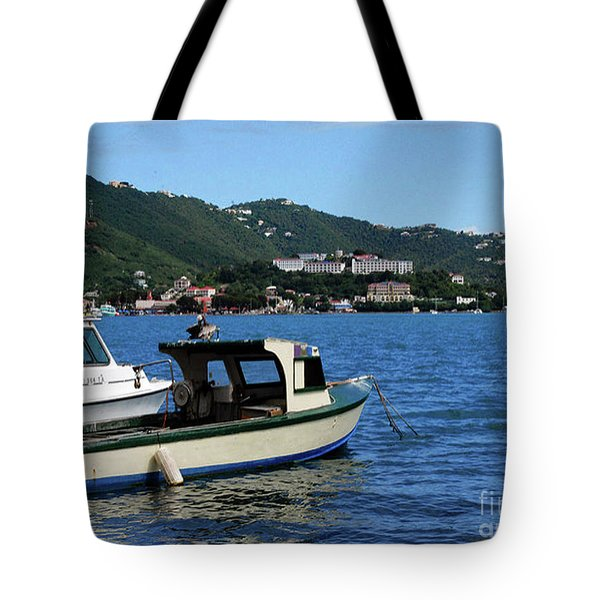 Ready To Go Tote Bag by Gary Wonning