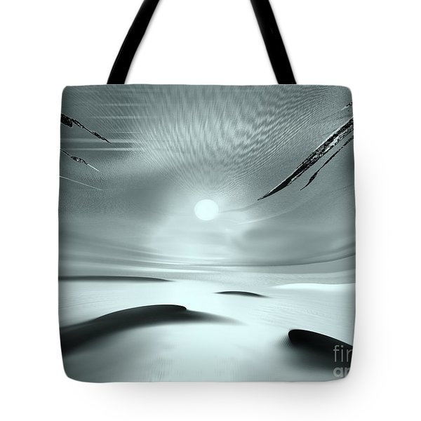 Sparkling In The Sand 2 Tote Bag