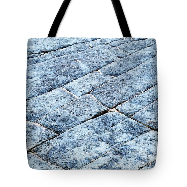 Tote Bag featuring the photograph Rectangles by Tim Gainey