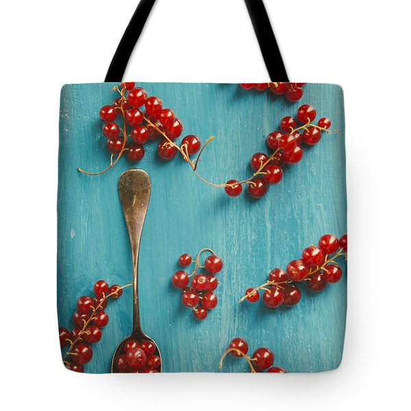 Red Currant Tote Bag