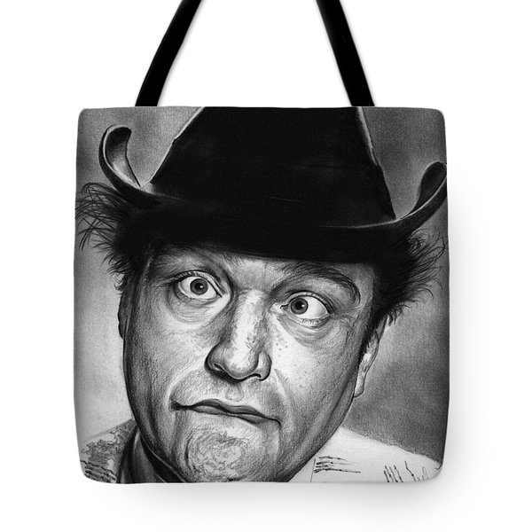 Red Skelton Tote Bag