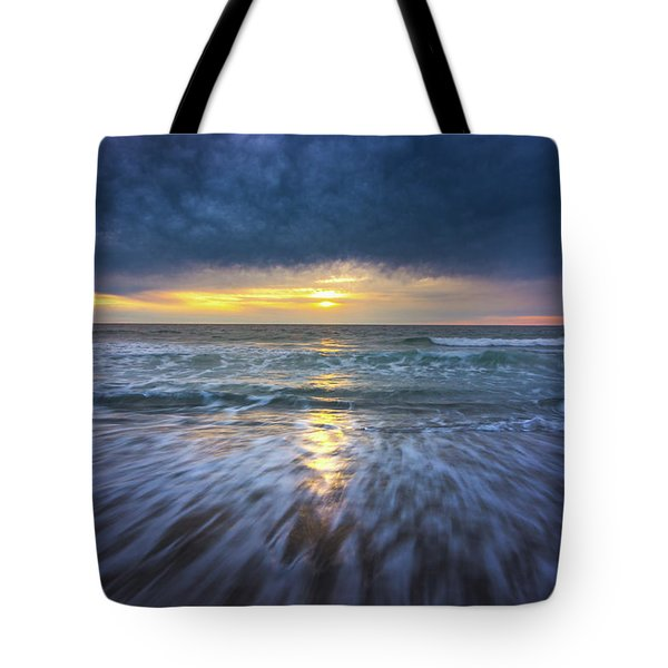 Redondo Beach Sunset Tote Bag