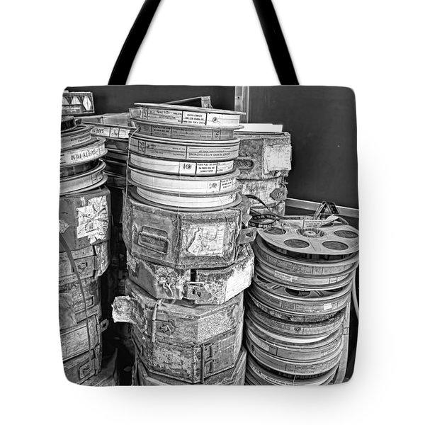 Reels  Tote Bag